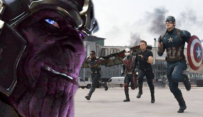 Thanos Civil War