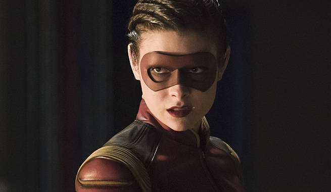 The Flash Trajectory Photos Released