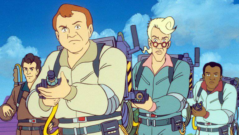 the real ghostbusters still