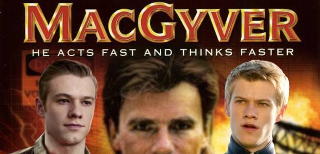 MacGyver Lucas Till