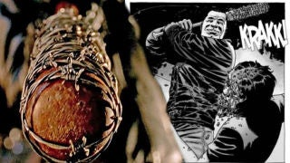 TWD Negan Comics