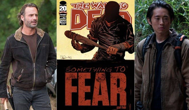 Final Three The Walking Dead Season 6 Episode Titles Descriptions Possibly Revealed