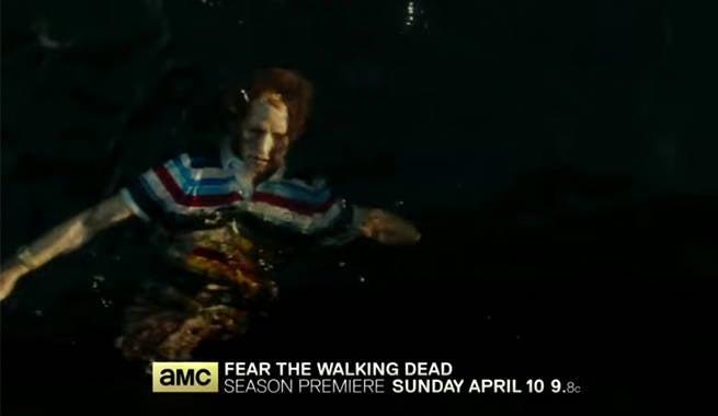 TWD Water Zombie