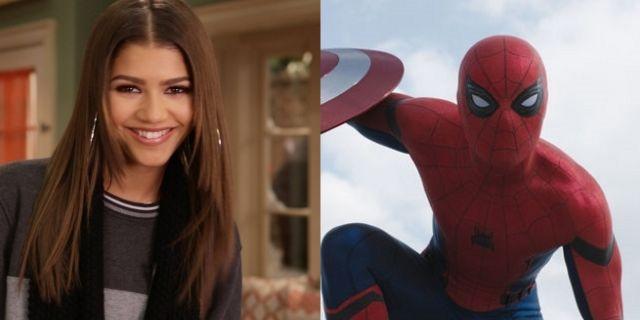 Zendaya - Spider-Man