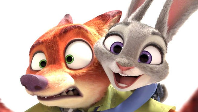 Zootopia Ranks As Second Largest Original Movie Of All-Time
