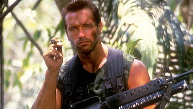 Arnold Schwarzenegger Says He Would Love To Do Another Predator Movie