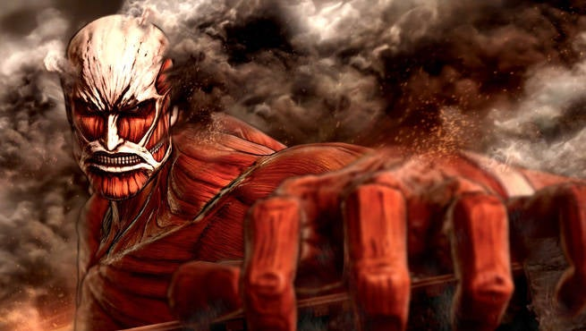 Attack On Titan Koei