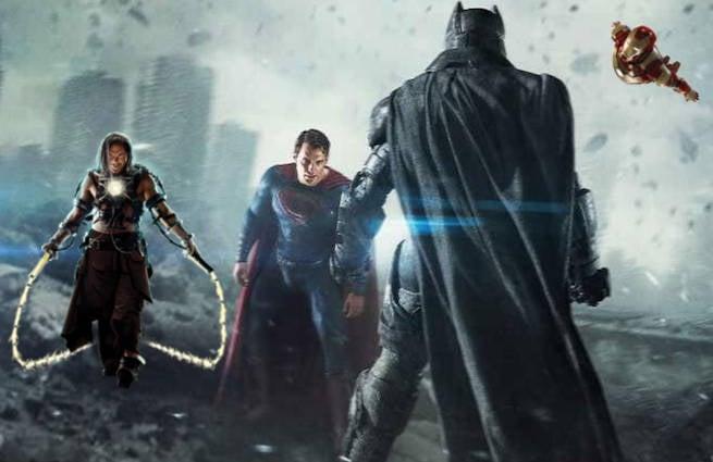 batman v superman iron man 2 batman superman iron man 2