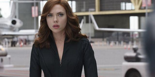 Black Widow - Captain America Civil War