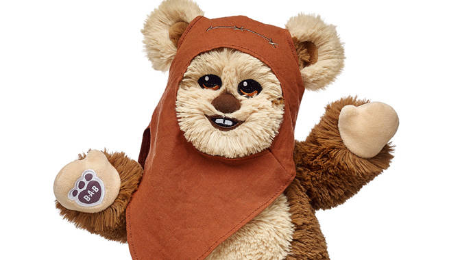 Build A Bear Chewbacca