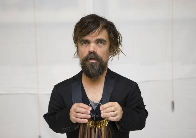 Game Of Thrones' Peter Dinklage Getting Wax Figure At Madame Tussauds