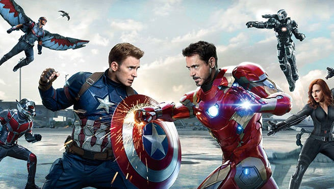 Image result for Captain America: Civil War
