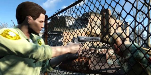 Fallout Walking Dead