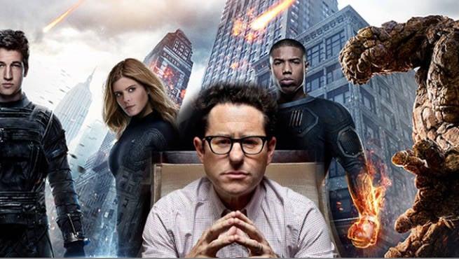 Chris Rock Wants J.J Abrams To Direct Fantastic Four