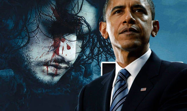 Journalist Files Freedom Of Information Act Request To Get President Obama's Game Of Thrones Screeners