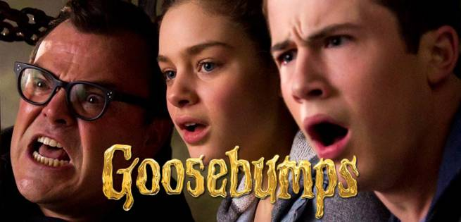 Goosebumps Sequel Reportedly In The Works