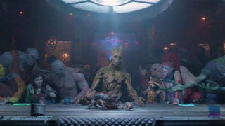 Groot Last Supper