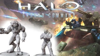 Halo Ground Command Mini