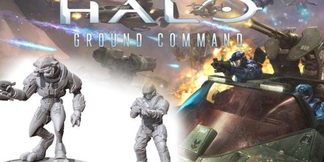 Halo Ground Command Mini