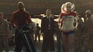 Harley Quinn Costume Easter Egg
