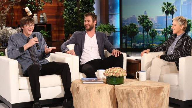 Hemsworth Ellen