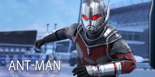 Hot Toys - Captain America Civil War - Ant-Man Collectible Figure PR_15