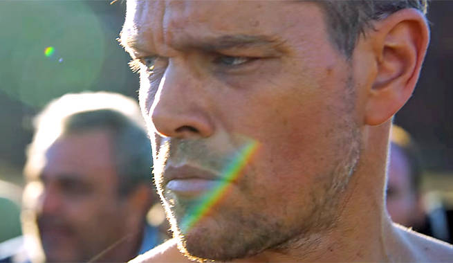 Watch The Awesome Jason Bourne Official Trailer