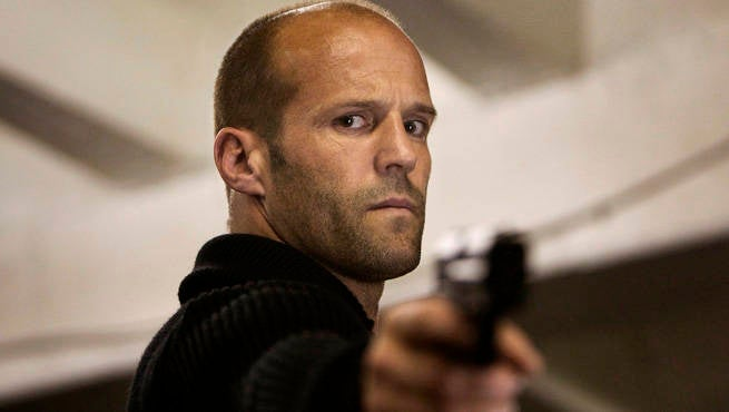 Jason Statham To Fight A Giant Shark In Meg