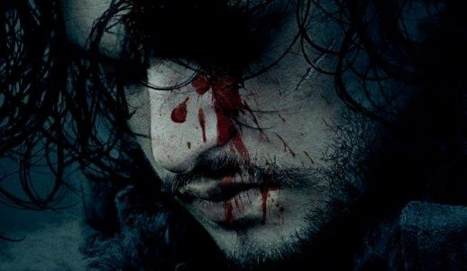 Kit Harington's Name Remains In Game Of Thrones Season 6 Premiere Credits