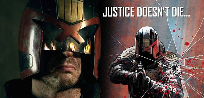 Karl Urban Wants To Do A Dredd Series For Netflix Or Amazon Prime