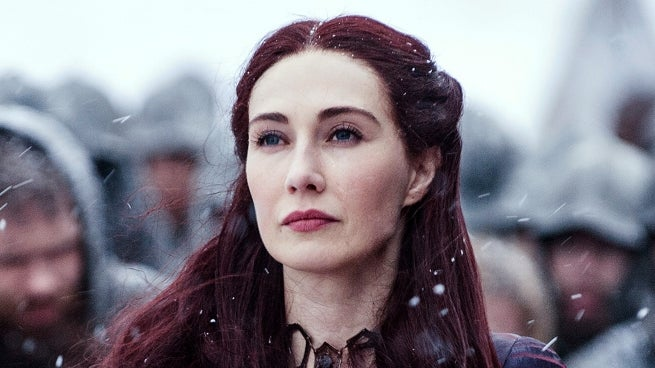 Melisandre - The Red Woman