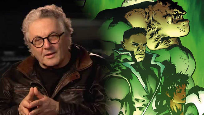 Rumor: George Miller Being Considered For Green Lantern Corps Director