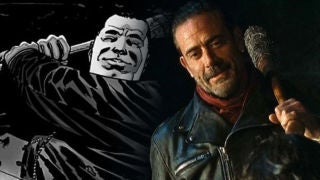 Negan Beard No Beard
