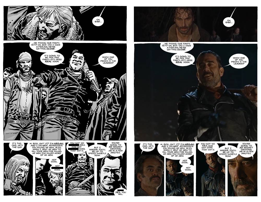who is playing negan in the walking dead