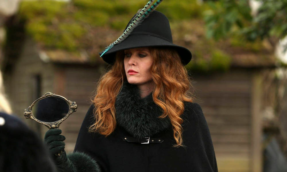 Zelena Once Upon A Time Pregnant