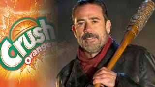 Orange Crush Negan