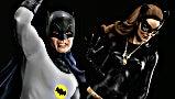 Sideshow Batman Catwoman