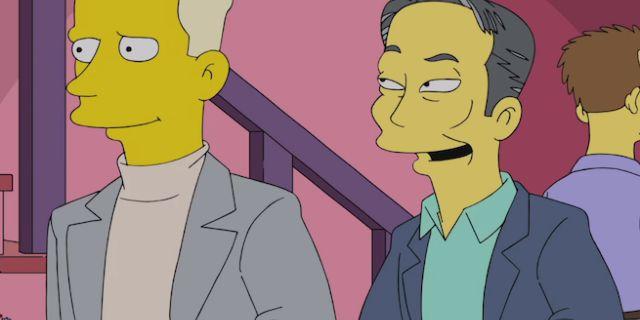 Simpsons-Takei
