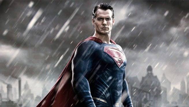 Superman Header