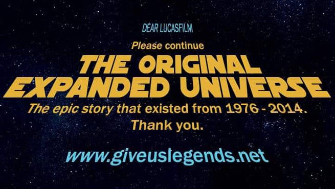 SW Expanded Universe