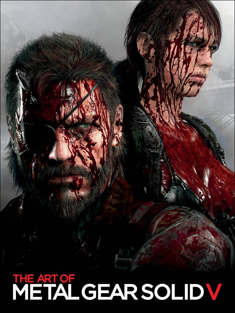 Dark Horse Announces The Art Of Metal Gear Solid V