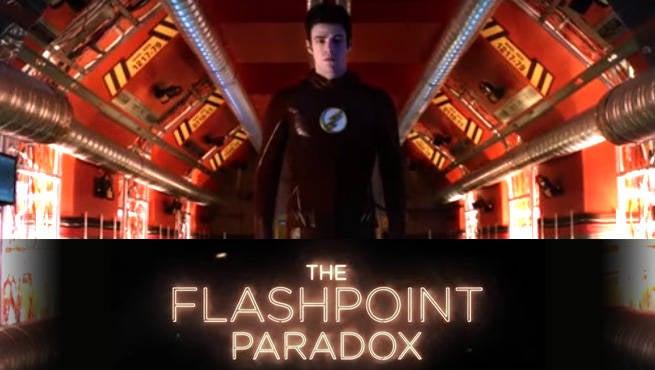 The Flash - Paradox