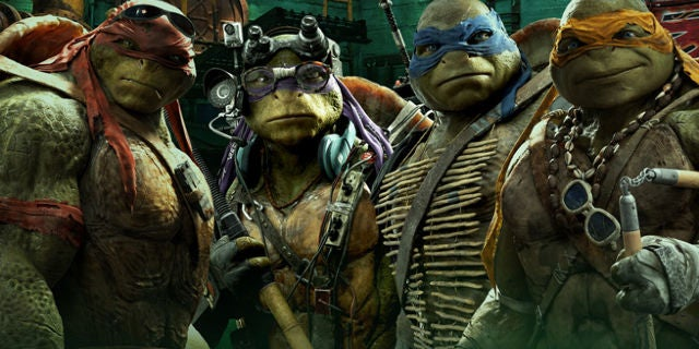 TMNT Out of Shadows