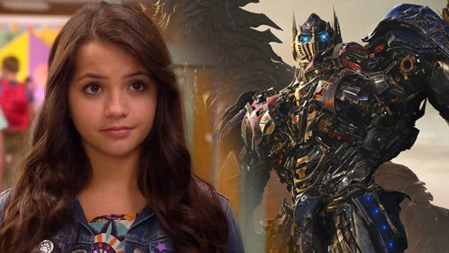 Isabela Moner Up For L... Mark Wahlberg Age