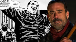 TWD Negan Origin