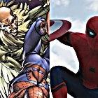 Vulture Spider-Man reboot