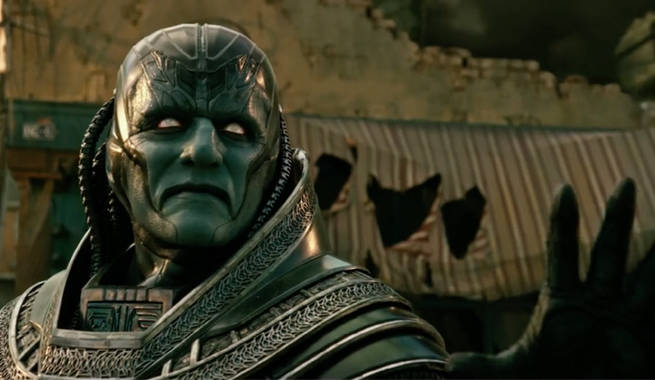 X-Men: Apocalypse Review Embargo Lifts May 9th,18 days ... Apocalypse
