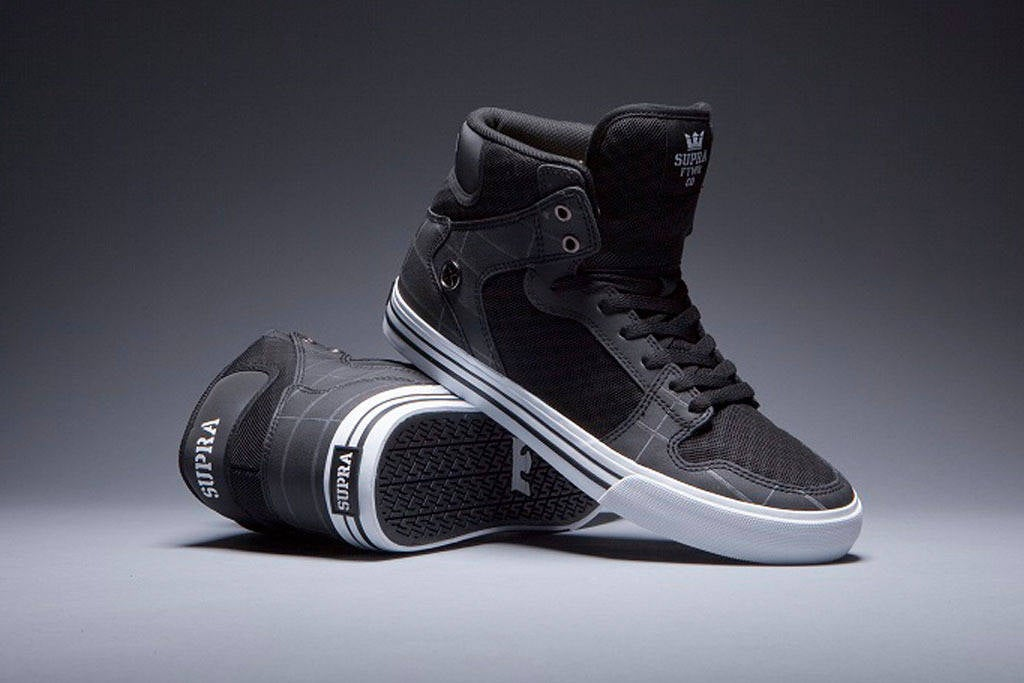 Quicksilver Black Shoes