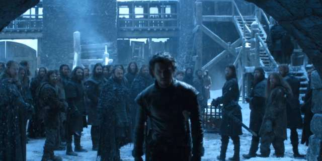 1-jon-snow-exits-the-nights-watch-the-top-moment-of-the-night-had-viewers-going-nuts-over-jon-snow-quitting-the-nights-watch-and-leaving-castle-black-they-particularly-latched-on-to-his-quote-my-watch-has-ended