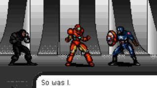 8 Bit Trailer Civil War